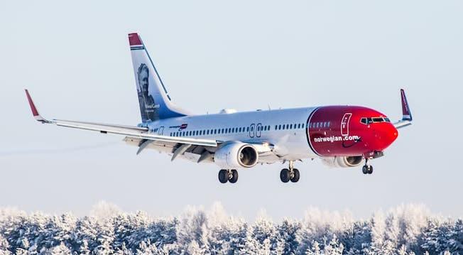 Resultado de imagen de Norwegian transportó 2,1 millones de pasajeros en febrero